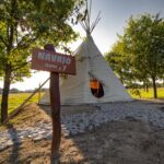 Residence Safari Resort - Teepee Village Borovany