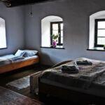 Udvarra néző teljes ház 5 fős apartman 2 hálótérrel (pótágyazható)