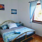 Economy Apartman pro 5 os. se 2 ložnicemi s výhledem do zahrady