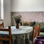 Apartman pro 4 os. se 2 ložnicemi v přízemí  (s možností přistýlky)