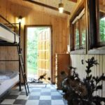 Garden View Chalet for 4 Persons ensuite (extra bed available)
