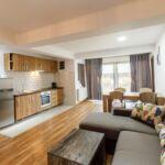 Apartament 4-osobowy z 5 pomieszczeniami sypialnianymi (możliwa dostawka)