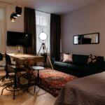 Apartament 2-osobowy Wystrój wnętrz Standard Plus z 1 pomieszczeniem sypialnianym