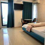 Apartman s manželskou postelí se 4 ložnicemi