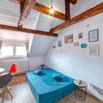 Apartament 2-osobowy z 4 pomieszczeniami sypialnianymi (możliwa dostawka)