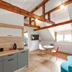 Apartament 2-osobowy Family z 4 pomieszczeniami sypialnianymi (możliwa dostawka)