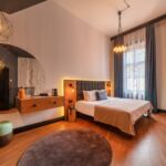Junior Premium franciaágyas szoba
