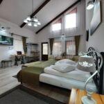 Deluxe 2-Zimmer-Suite für 4 Personen mit Terasse