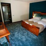 Deluxe Doppelzimmer mit Terasse (Zusatzbett möglich)