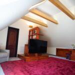 Lux Panorama 4-Zimmer-Apartment für 2 Personen (Zusatzbett möglich)