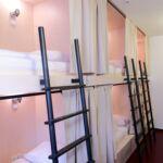 Krevet / moguće je rezervirati po krevetu 6x Zajednička kupaonica soba sa 1 kreveta(om) (za 1 osoba(e))