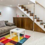 Apartament gallery cu aer conditionat cu 1 camera pentru 4 pers.