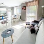 Komfort Apartman pro 5 os. se 2 ložnicemi v přízemí