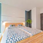Balkonos Superior 5 fős apartman 2 hálótérrel