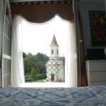 Balkonos Romantik franciaágyas szoba