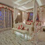 Apartament 3-osobowy Romantyczny z widokiem na góry z 2 pomieszczeniami sypialnianymi