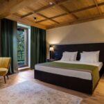 Deluxe Pokoj s balkónem s manželskou postelí (s možností přistýlky)