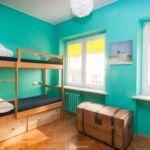 Sa zajedničkom čajnom kuhinjom Dormitory soba sa 1 kreveta(om) (za 1 osoba(e))