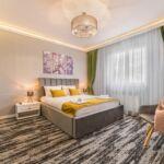 Apartament 4-osobowy Junior z 2 pomieszczeniami sypialnianymi