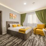 Rezydencja pokój 4-osobowy Family z 2 pomieszczeniami sypialnianymi (możliwa dostawka)