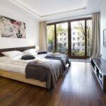 Emeleti Exclusive 2 fős apartman 1 hálótérrel