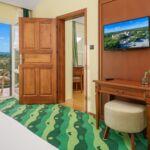Rezydencja pokój 4-osobowy na piętrze Superior z 2 pomieszczeniami sypialnianymi