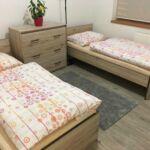 Apartment für 4 Personen mit Dusche und Eigener Küche (Zusatzbett möglich)