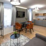 Studio Premium 4 fős apartman 1 hálótérrel