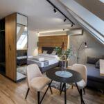 Studio Premium 2 fős apartman 1 hálótérrel