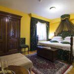 Emeleti Superior franciaágyas szoba (pótágyazható)
