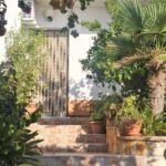 U prizemlju Pogled na dvorište ili atrij apartman za 4 osoba(e) sa 1 spavaće(om) sobe(om)