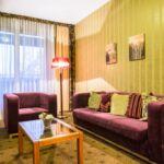 Rezydencja pokój 4-osobowy Classic Przyjazny podróżom rodzinnym z 2 pomieszczeniami sypialnianymi (możliwa dostawka)
