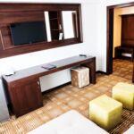 Rezydencja pokój 4-osobowy Deluxe z 3 pomieszczeniami sypialnianymi
