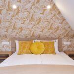 Manzárd Standard Apartman s manželskou postelí s 1 ložnicí