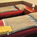 Apartament cu cadita de dus cu bucatarie proprie pentru 4 pers. (se poate solicita pat suplimentar)