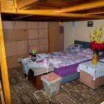Apartman pro 10 os. s 1 ložnicí s výhledem do dvora v přízemí (s možností přistýlky)