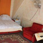 Medenceoldali emeleti 4 fős apartman (pótágyazható)