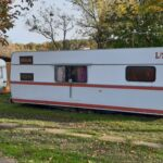 Tóra néző Tourist 4 fős bungalow (pótágyazható)