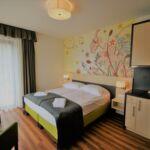 Apartament deluxe la etaj cu 1 camera pentru 2 pers.