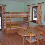 Apartament cu cadita de dus cu bucatarie proprie pentru 3 pers. (se poate solicita pat suplimentar)