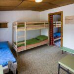 Camera cu chicineta comuna pentru 12 pers.