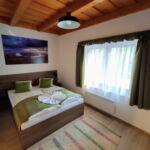 Standard Apartman s manželskou postelí s 1 ložnicí s výhledem do zahrady (s možností přistýlky)
