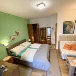 Apartament 3-osobowy Family z klimatyzacją z 1 pomieszczeniem sypialnianym