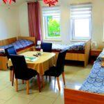 1-Zimmer-Apartment für 4 Personen mit Badezimmer und Klimaanlage