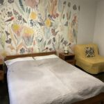 Upstairs Double Room (extra bed available)