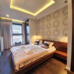 Apartament confort la etaj cu 2 camere pentru 4 pers.