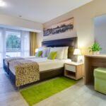 Premium Doppelzimmer mit Aussicht auf den Park (Zusatzbett möglich)