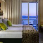 Premium Doppelzimmer mit Aussicht auf das Meer (Zusatzbett möglich)