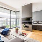 Apartament 4-osobowy Deluxe z 1 pomieszczeniem sypialnianym