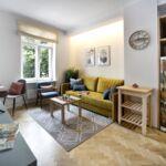 Apartament 4-osobowy na piętrze Standard z 2 pomieszczeniami sypialnianymi